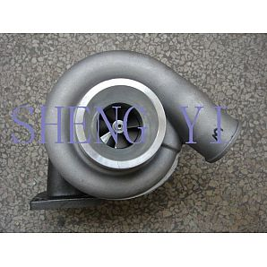 Turbocharger for agricultural