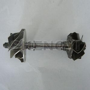 Turbine rotor assembly