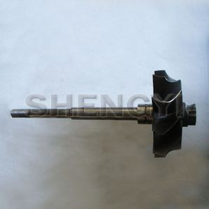 Rotor Shaft For Turbocharger