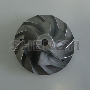 Compressor wheel China