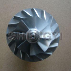 Holset compressor wheel