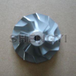 Compressor wheel parts