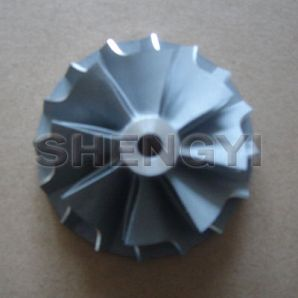 Compressor wheel part