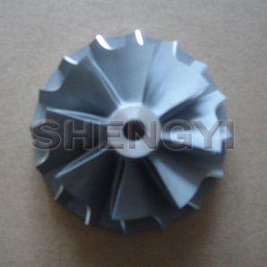 Compressor wheel part