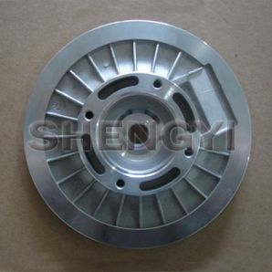 Turbo seal plate
