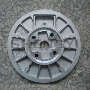 Oil seal plate