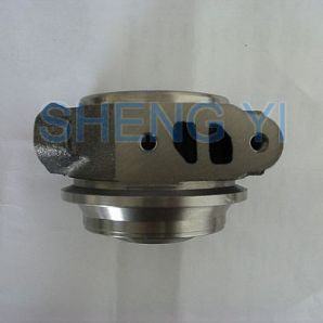 Linear bearing housing
