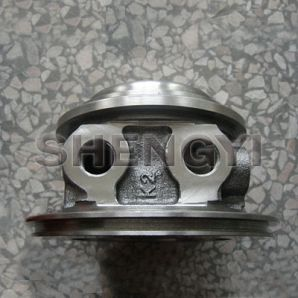 Bearing housing turbocharger