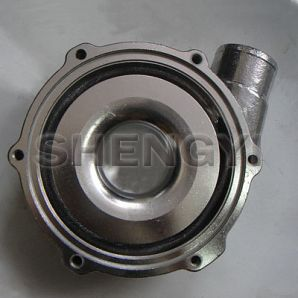 Compressor housing machining